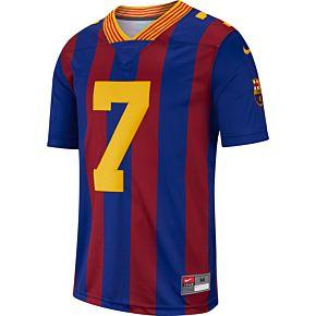 Barcelona Limited Edition Coutinho 7 NFL Jersey