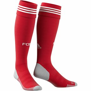 20-21 Bayern Munich Home Socks