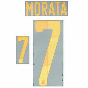 Morata 7 19-20 Spain Home