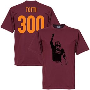 Totti 300 Serie A Goals Tee