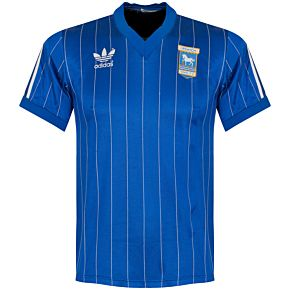 Ipswich Home Jersey 1982 1983 USED - Fair Condition Size Small
