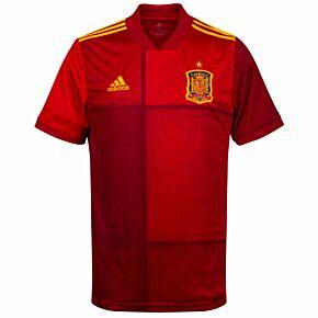 adidas Spain Home Shirt 2020-2021