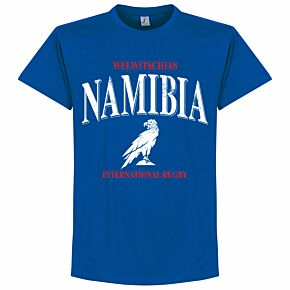 Namibia Rugby Tee - Royal