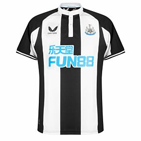 21-22 Newcastle Utd Home Shirt