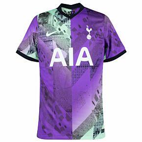 21-22 Tottenham 3rd Shirt