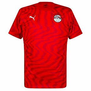 20-21 Egypt Home Shirt