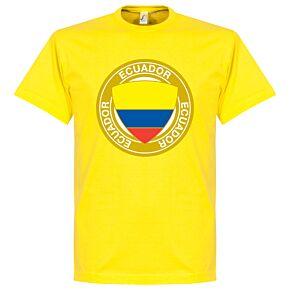 Ecuador Crest Tee