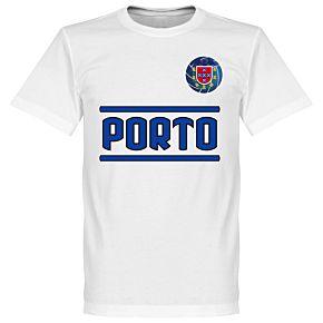Porto Team Tee - White