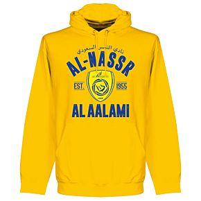 Al-Nassr Established Hoodie - Yellow