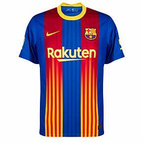20-21 Barcelona 4th Shirt