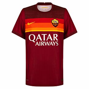 20-21 AS Roma Vapor Match Home Shirt