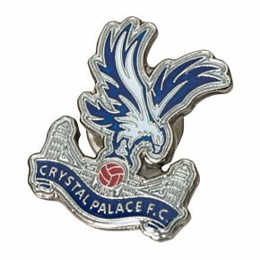 Crystal Palace Crest Pin Badge