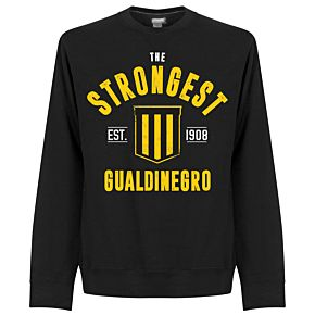 The Strongest Established  Sweatshirt - Black