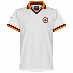 80-81 AS Roma Away Retro Shirt