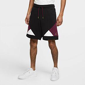 20-21 PSG x Jordan Short - Black