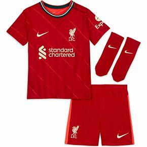 21-22 Liverpool Home Infant Kit