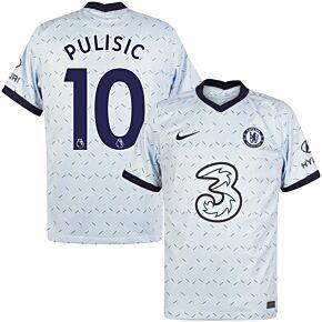 20-21 Chelsea Away Shirt + Pulisic 10 (Premier League)
