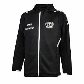 21-22 Bayer Leverkusen Challenge Training Jacket - Black