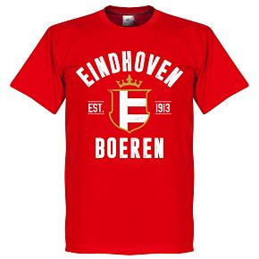 Eindhoven Established Tee - Red