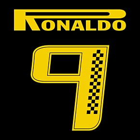 Ronaldo 9 (Racing Style)