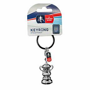 FA Cup Offcial 3D Keyring