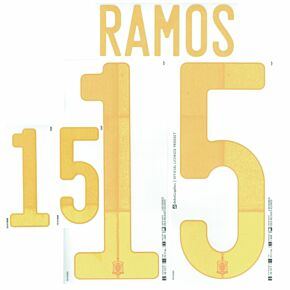 Ramos 15 (Official Printing)