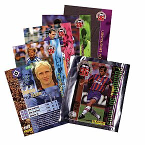 95-96 Fussball Trading Cards