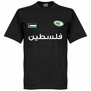 Palestine Tee - Black
