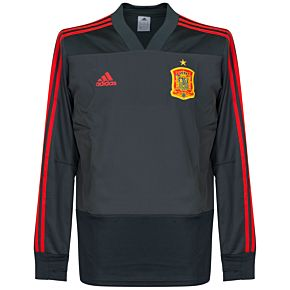 Spain Training Top 2018 / 2019 - Green