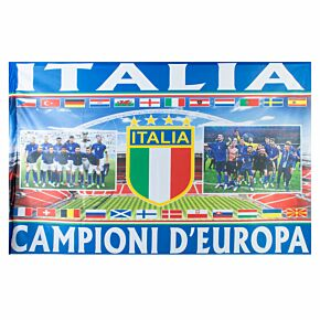 Italy Campioni d'Europa Large Flag(150cm x 90cm)
