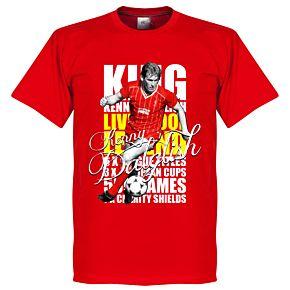Dalglish Legend KIDS Tee - Red