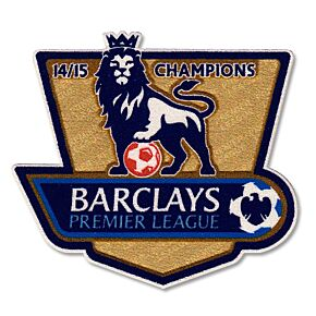REPLICA EPL Champions PatchPair 2015/ 2016 - Chelsea(85mm x 76mm)