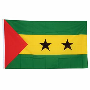 Sao Tome and Principe Large Flag