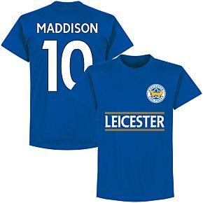 Leicester Maddison 10 Team Tee - Royal