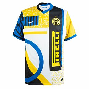 20-21 Inter Milan 4th Shirt
