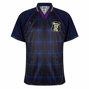 1996 Scotland Home Retro Shirt