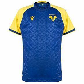 21-22 Hellas Verona Home Shirt