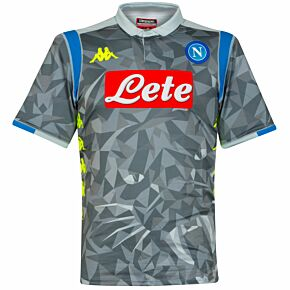 Napoli 3rd Authentic Match Jersey 2018 / 2019 - Slim-Fit