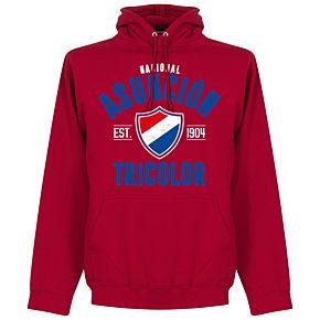 Club Nacional Established Hoodie - Red