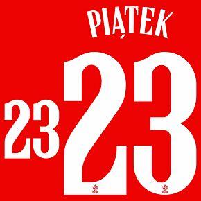 Piatek 23 (Official Printing) - 20-21 Poland Away
