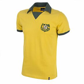 1974 Australia W/C Home Retro Shirt