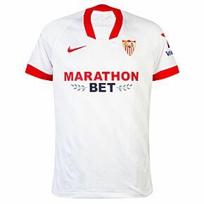 20-21 Sevilla Home Shirt