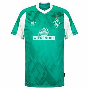 20-21 Werder Bremen Home Shirt