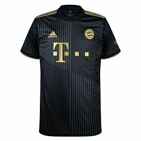 21-22 FC Bayern Munich Away Shirt