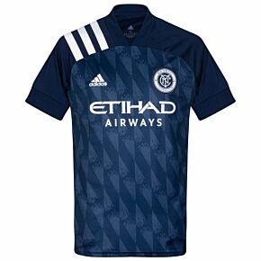 20-21 new York City FC AwayShirt