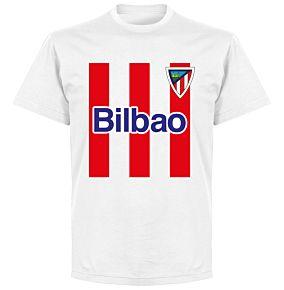 Bilbao Team T-shirt - White
