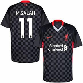 20-21 Liverpool 3rd Shirt + M.Salah 11