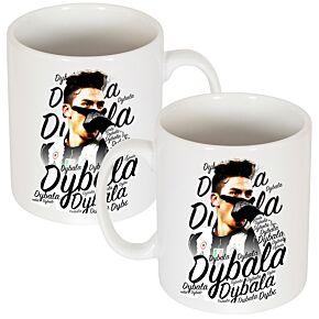 Dybala Juventus Celebration Mug