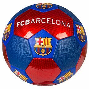 Barcelona Nuskin Football - (Size 5)