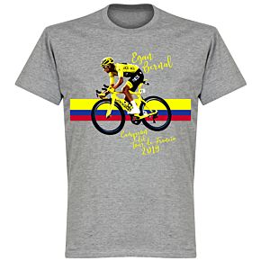 Egan Bernal Tee - Grey